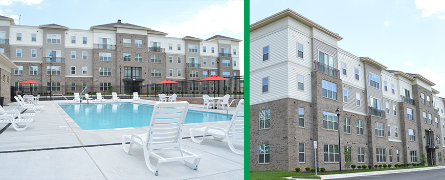 Orchard Ridge Apartments and Amenities